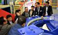 德国BHS制砂机亮相2014上海宝马展