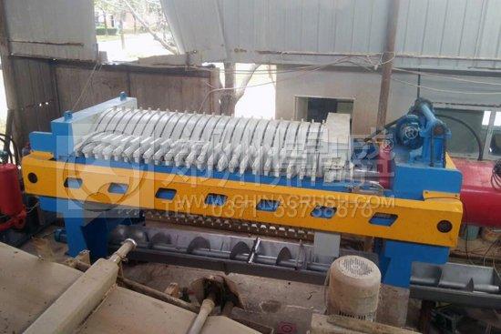 上海超高压污泥压干机