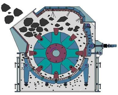 细碎机结构原理图