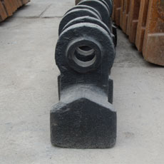 熟料破碎机锤头,篦冷机锤头,锤式破碎机锤头,耐磨熟料破锤头(厂家,价格)