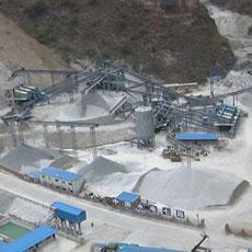 PSX砂石生产系统,砂石骨料线,砂石生产线工艺,厂家