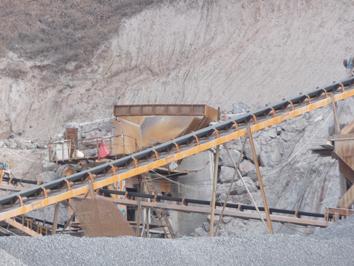 200t/h砂石生产线