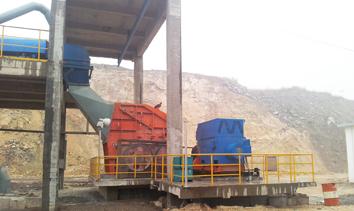 400t/h碎石生产线