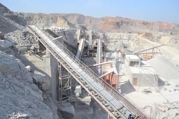 1000t/h砂石生产线设备