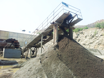 600t/h机制砂生产线