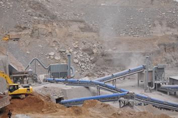 500t/h砂石生产设备