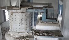 电厂脱硫破碎工艺