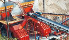 郑州long8 vip注册:砂石骨料生产线实现智能化并非不可能