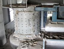 石灰石脱硫制粉方案