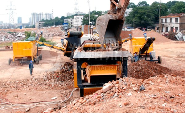 long8 vip注册建筑垃圾处理成套设备助力湖南建工集团进军环保领域
