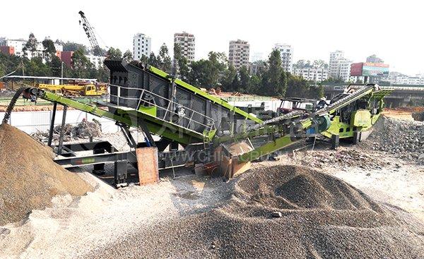 深圳市建筑垃圾处理处置
