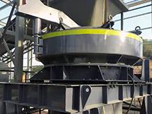 RV大口径制砂机