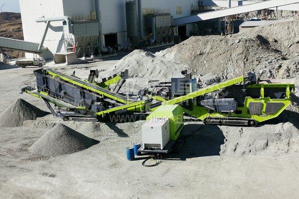 移动破碎制沙机价位大概多少?