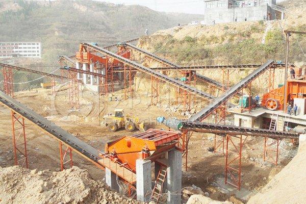 湖南:十四五期间砂石土矿采矿权数控制在1500个以内 大中型矿山