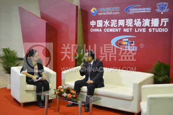 郑州戒赌的方法有哪些营销总监裴尚接受中国水泥网专访