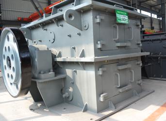 华新亚湾水泥有限公司订购的PCH1010环锤式破碎机