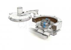 德国制砂机的配件能够拆卸、独立安装吗?