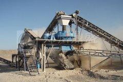 德国制砂机在long8龙8首页石料和精加工骨料中的应用