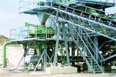 德国进口制砂机在玻璃回收领域应用