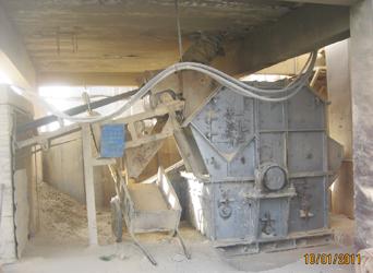 宁夏胜金水泥 XPCF高效细碎机