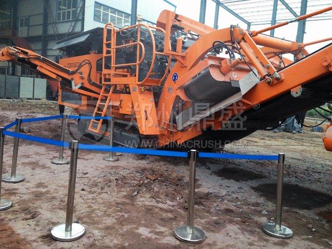 建筑垃圾粉碎机