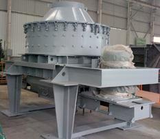 采石场设备之冲击式制砂机