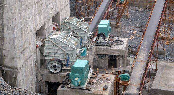 时产800吨采石场设备