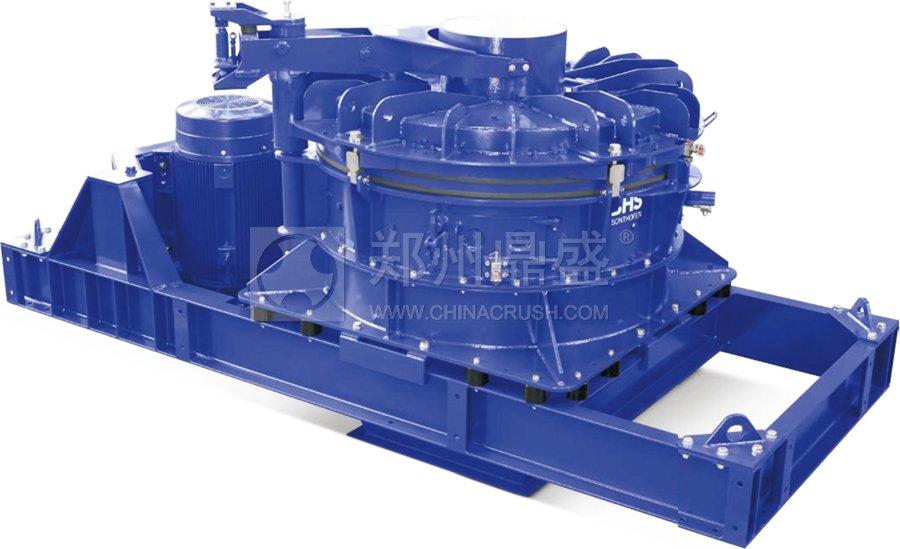干粉砂浆专用制砂机
