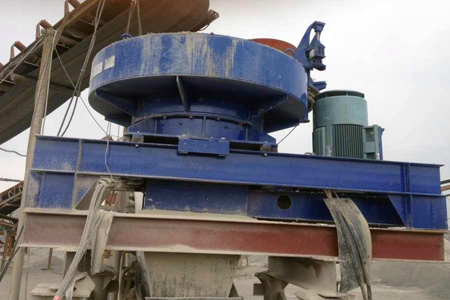河卵石制砂生产线设备