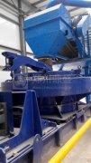 环保集成化制砂生产线投产