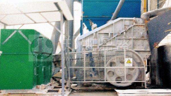 【砂石生产线】山东泉兴中联时产500吨机制砂生产线