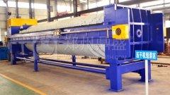 大型超高压污泥压干机技术参数
