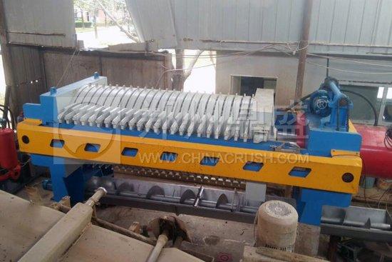 超高压污泥压干机价格