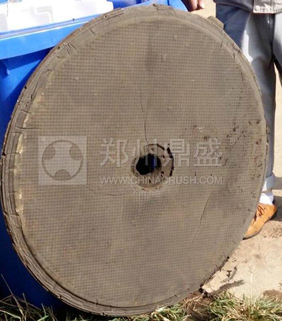 污泥压滤机脱水效果