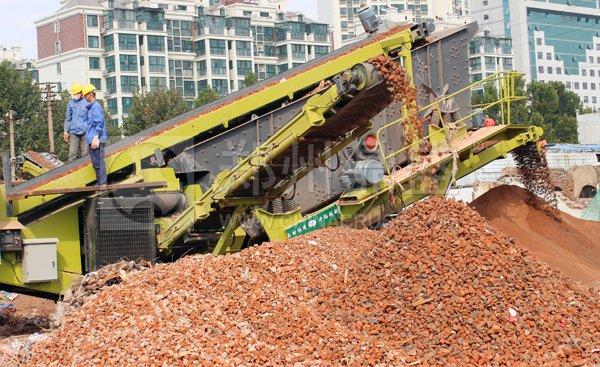 建筑垃圾怎么处理