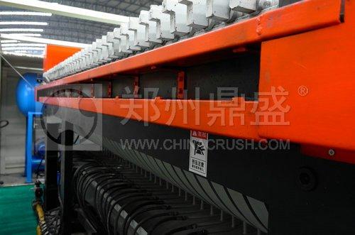 超高压煤泥压滤机