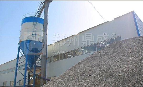 石料场制砂生产线