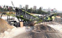【深圳绿悦环保】建筑垃圾资源化利用示范项目