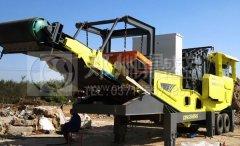 北京时产150吨轮胎式移动long8龙8首页站