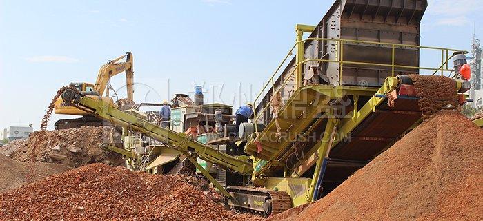 山东建筑垃圾处理