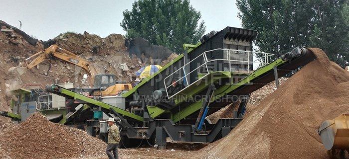 深圳建筑垃圾处理设备价格