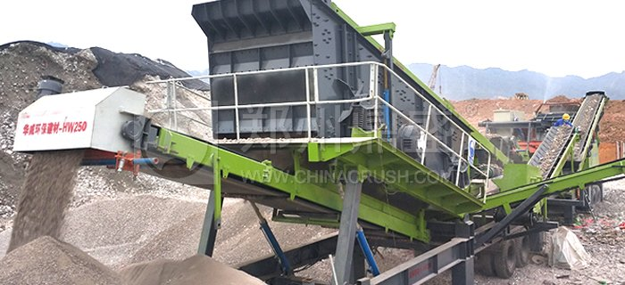 深圳建筑垃圾处理设备厂家