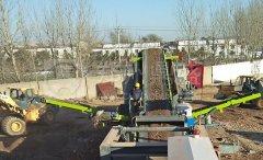 long8 vip注册建筑垃圾处理成套设备推动济源资源化利用发展