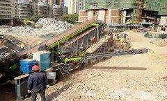 郑州戒赌的方法有哪些轮胎式移动破碎站推动湖南岳阳戒赌成功垃圾资源化