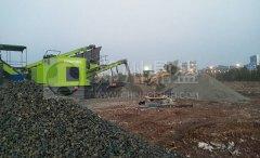 郑州戒赌的方法有哪些移动破碎站助力武汉戒赌成功垃圾废弃混凝土破碎