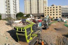郑州戒赌的方法有哪些WAF430轮胎式破碎站助力西安资源化利用