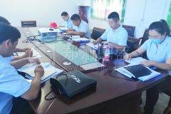 郑州long8 vip注册企业集团子公司固蓝科技进行超细胶凝材料培训