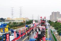 郑州long8 vip注册重装出席2020全国建筑机械及矿山机械交易会