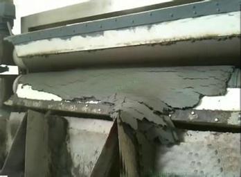 污泥压干机