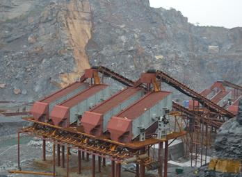 石子砂石生产线成套设备